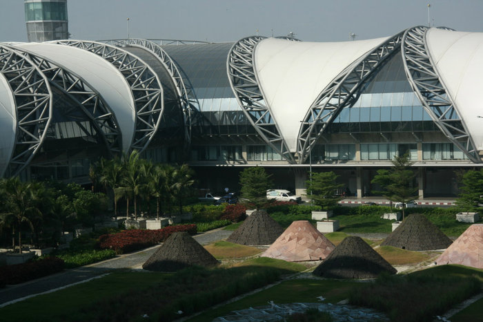 аэропорт Suvarnabhumi