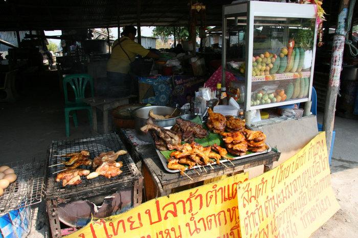 фаст-фуд по-бангкокски