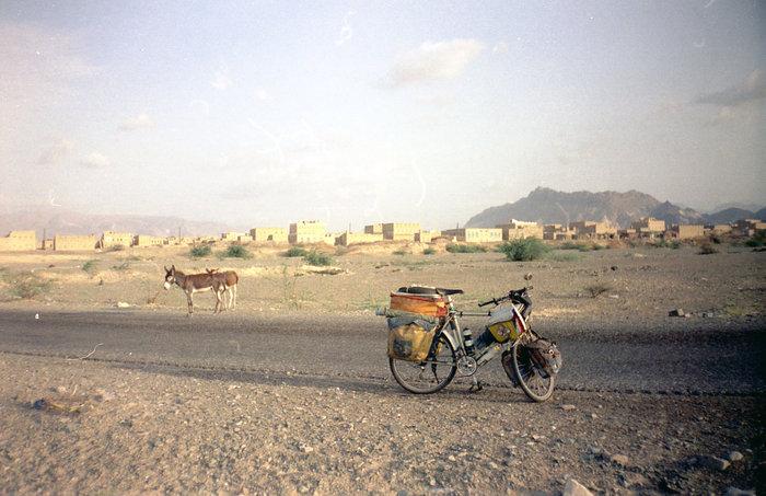 Йемен. Транспорт обычный — 2шт, и экзотический — 1шт.