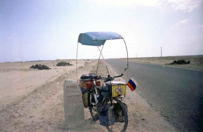 Йемен, главная дорога.