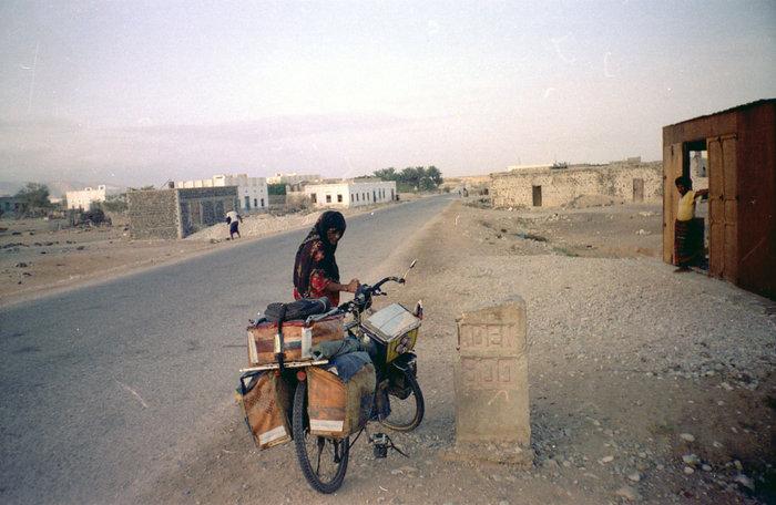 Начало Йемена, до Адена 800км.