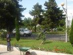 Душанбе. Таких улиц большинство.