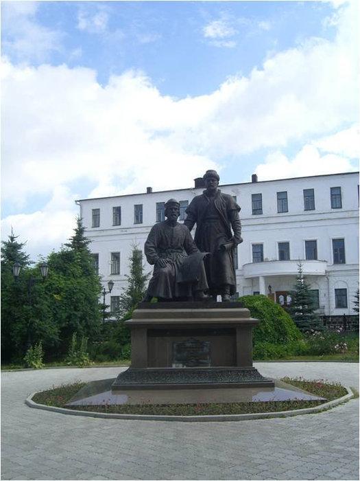 Памятник зодчим