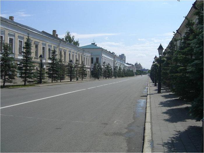 Кремлевская улица