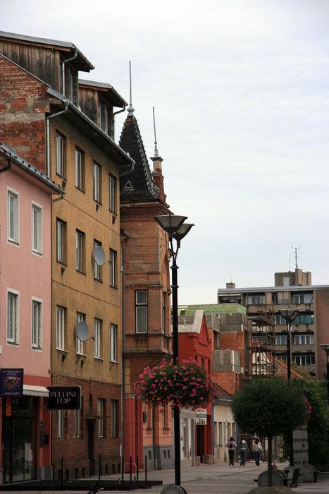 чешский городок Ходонин