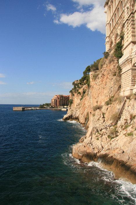 побережье Монако