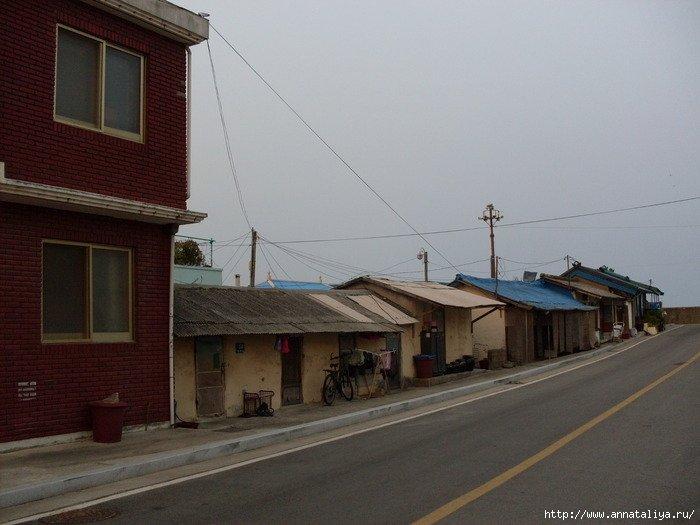 Вид на деревню Абаи