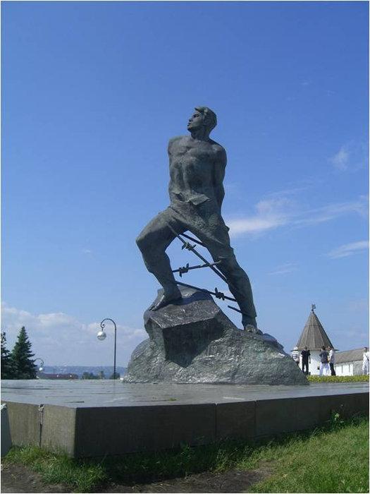 Сама скульптура