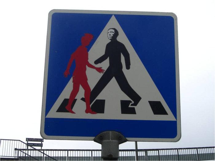 Самая первая фотография, сделанная в Стокгольме