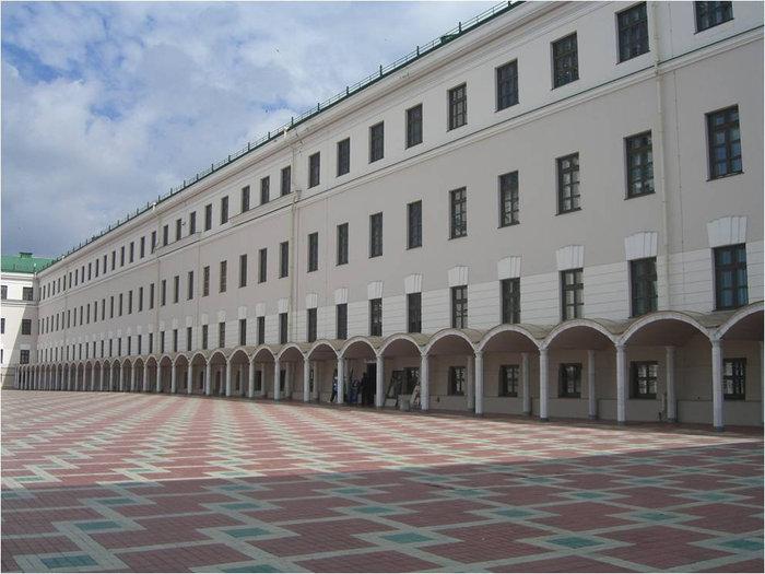 Здание Юнкерского училища