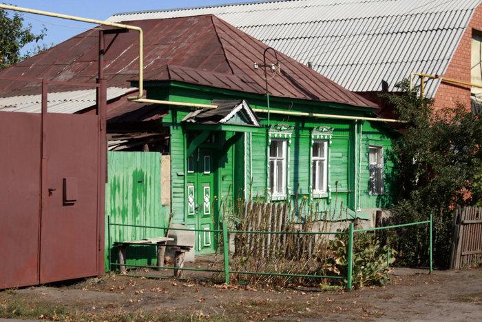 домики Борисоглебска