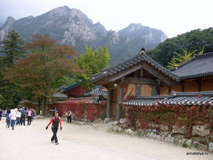 Монастырь Синхын-са — один из самых старейших не только в Корее, но и в Азии