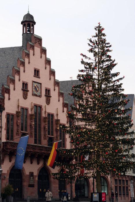 елка на Ремер-плац