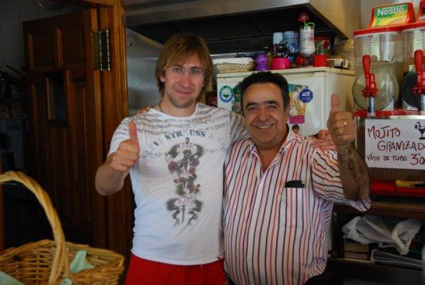 Русский с испанцем — братья навек!