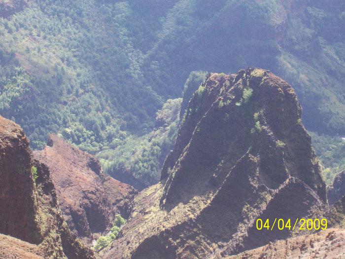 Дикие скалы