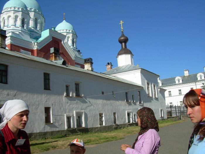 Спасо-Преображенский монастырь.