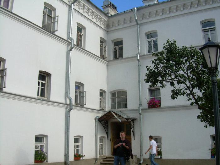 Гостиница для паломников.