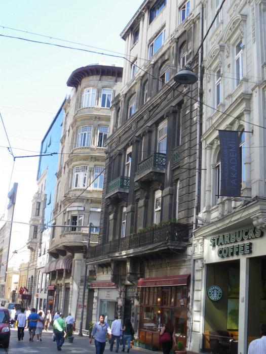 Улица Истикляль