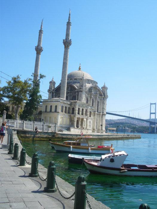 Мечеть Ортакёй