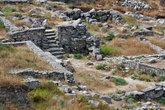 Руины древнего города Пантикапея.