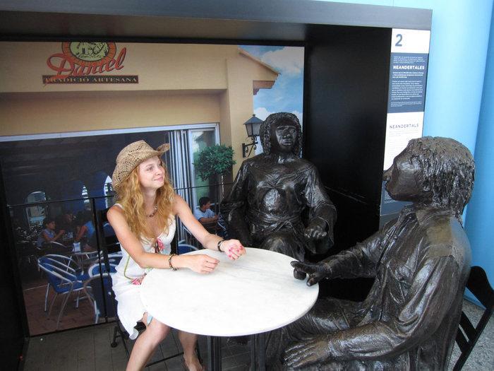 С неандертальцами можно пообщаться