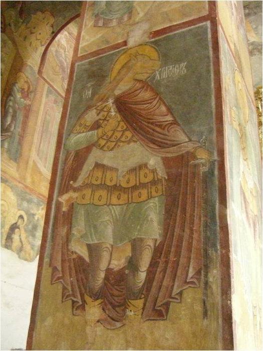 Изображение Святого Христофора
