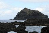 застывшая лава и Роке де Гарачико