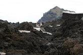 дорожки среди застывшей лавы
