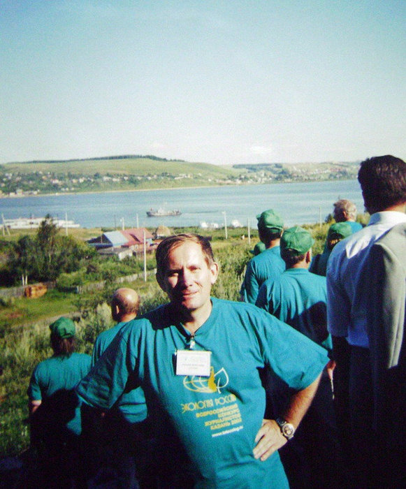 Остров-град Свияжск. Вид с извоза на Свиягу и свияжскую пристань