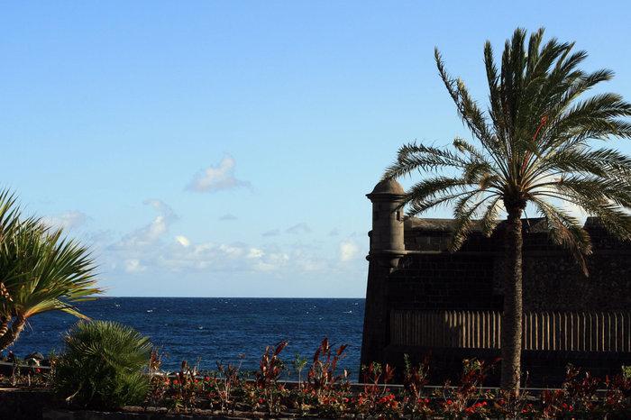 замок в Санта-Крус-де-Тенерифе