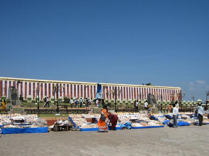 Рынок ракушек