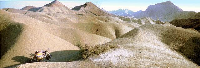 Белуджистан — тропа на восток
