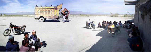 Привал дальнобойщиков