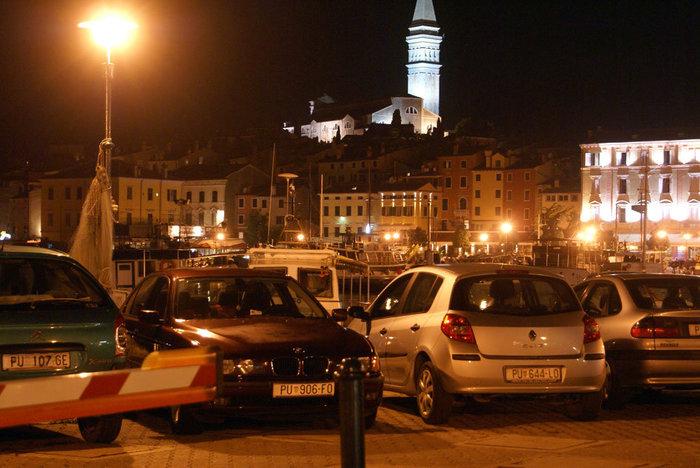 Ночь в Ровине