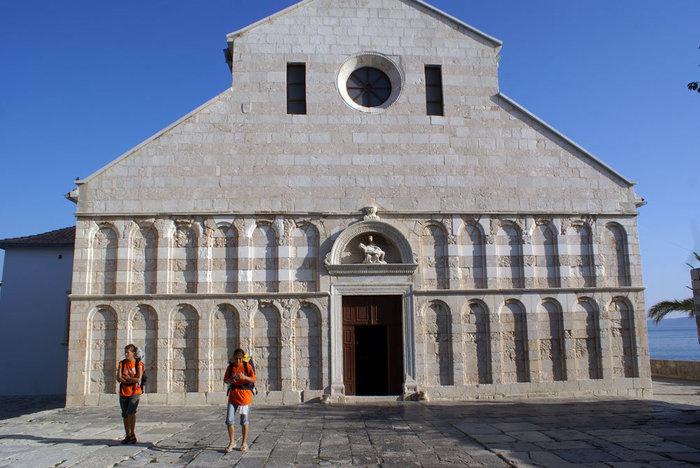 Церковь на острове Раб