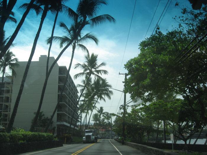 Капиолани отель в Гонолулу