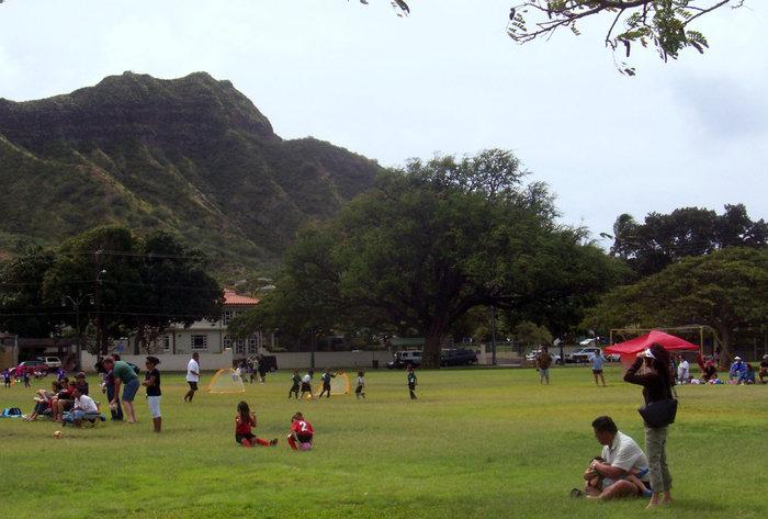 Парк Капиолани