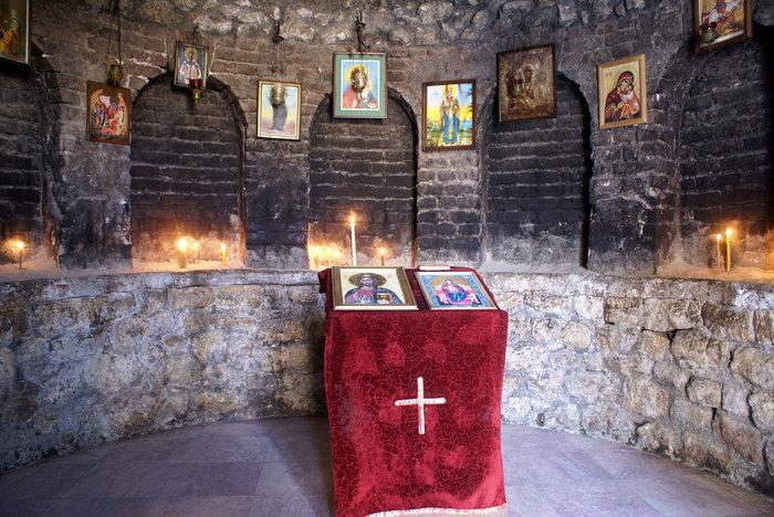 Молитвенная комната в церкви