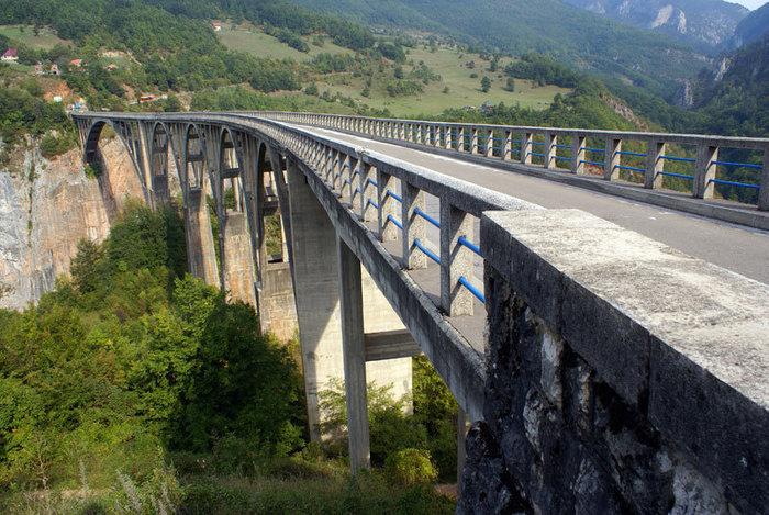 Мост Джурджевича на реке Тара