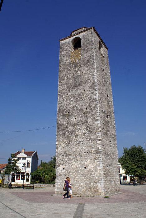Башня в Подгорице