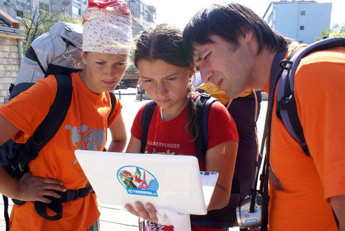 В поисках бесплатного Wi-Fi Интернета в Подгорице