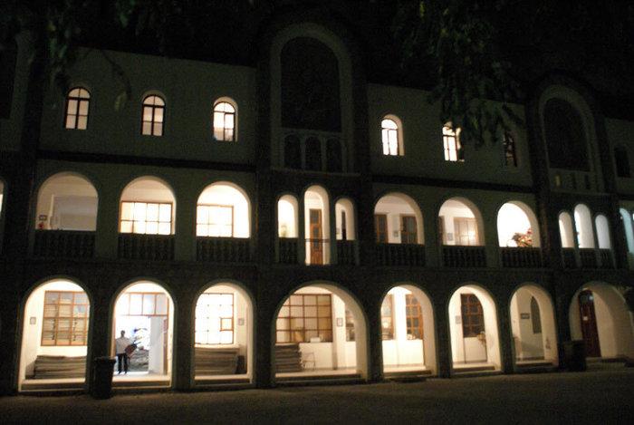 Общежитие для паломников в монастыре Острог