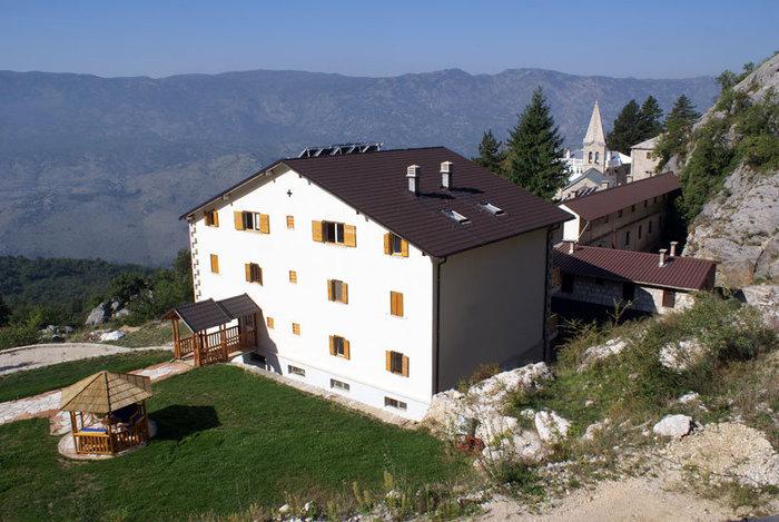 Нижний монастырь Острог
