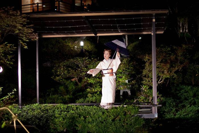 Японские танцы