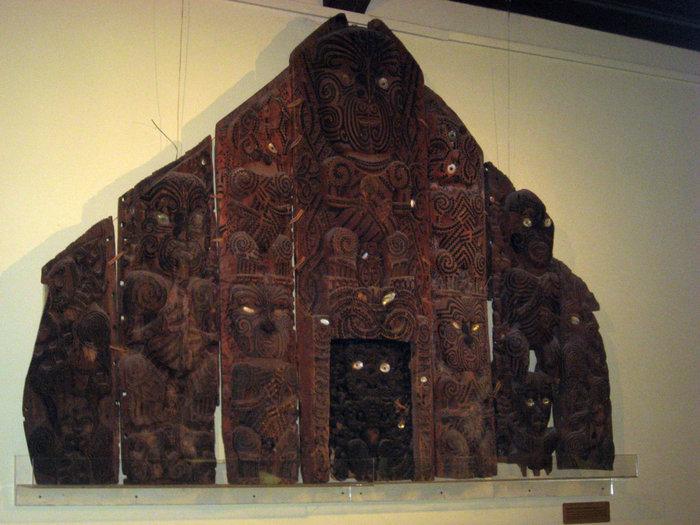 В музее Бишопа