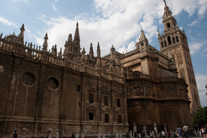 Собор Мария де ла Седе