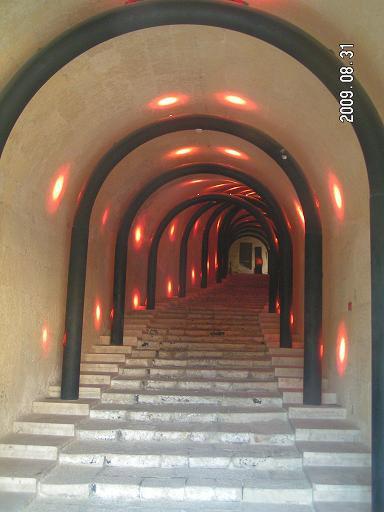 Подземный вход
