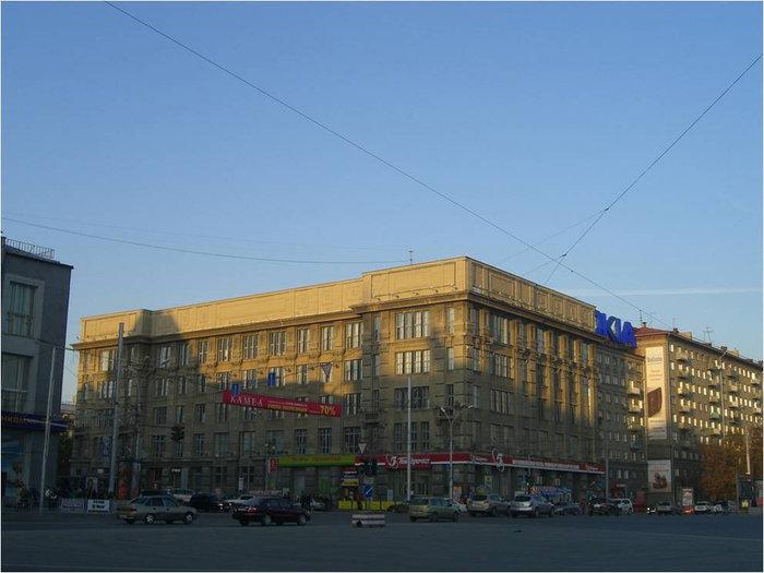 Здание Архитектурно-художественной академии
