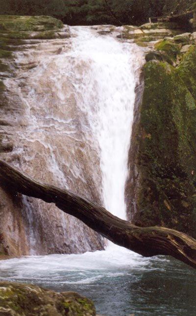 5 водопад — 6 м