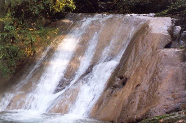 11 водопад — 3 м
